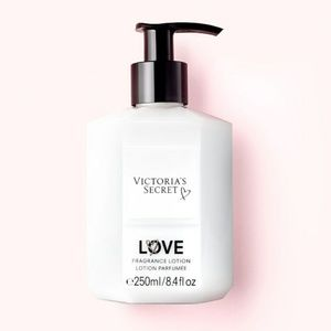 "Victoria's Secret ""LOVE"" Body Lotion BRAND NEW"